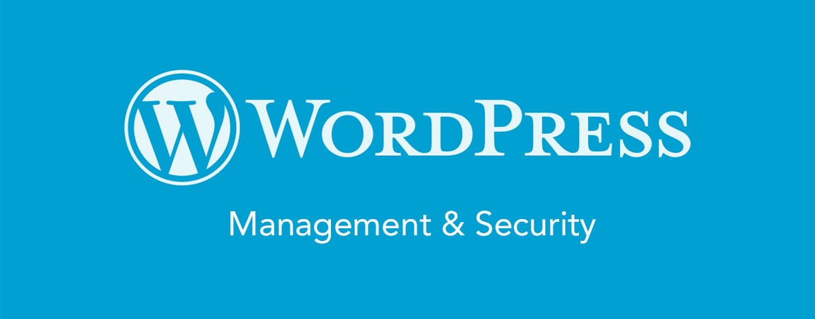 WordPress Management and Security