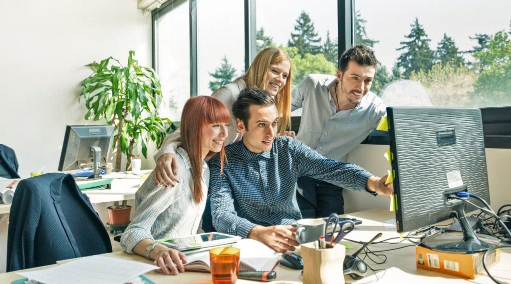 responsive web designer team